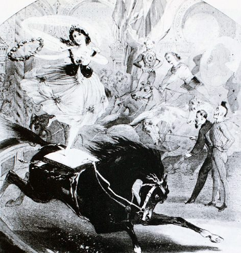 Philip Astley circus