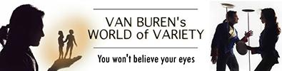 Van Buren Organisation logo