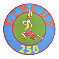 Circus 250 logo