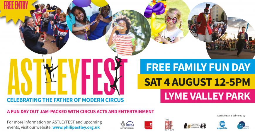 AstleyFest 4th August 2018 Lyme Valley Park