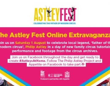 AstleyFest 2020 Online Entertainment