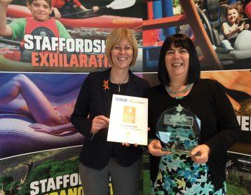 Enjoy Staffordshire Award