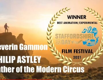 Philip Astley Award Winning Animated film